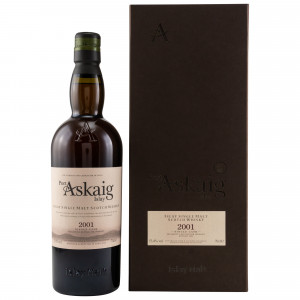 Port Askaig 2001/2019 Single Cask No. 1255