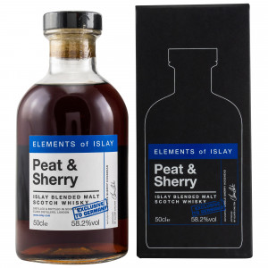 Elements of Islay Peat & Sherry Blended Malt