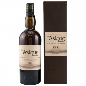 Port Askaig 2008/2019 - 11 Jahre Single Sherry Butt No. 11