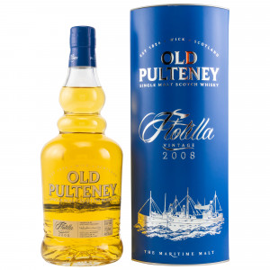 Old Pulteney Flotilla Vintage 2008/2018