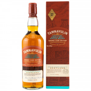 Tamnavulin Sherry Cask Finish