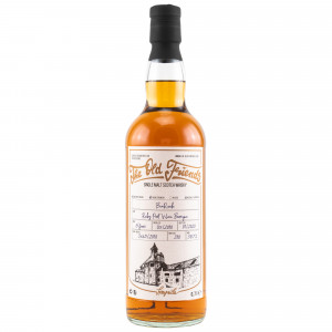 Benriach 2010/2020 9 Jahre Ruby Port Wine Barrique No. 3669 (The Old Friends)
