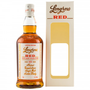 Longrow Red 13 Jahre Chilean Cabernet Sauvignon Matured