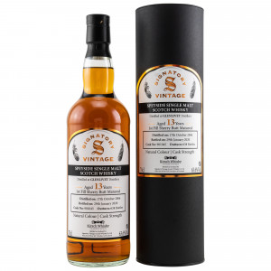Glenlivet 2006/2020 13 Jahre First Fill Sherry Butt No. 901045 (Signatory Vintage)