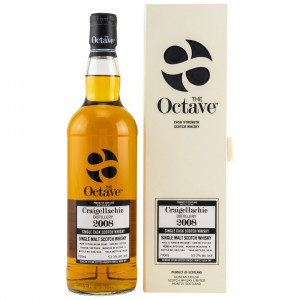 Craigallachie 2008/2020 - 11 Jahre The Octave Single Cask No. 7527303 (Duncan Taylor)
