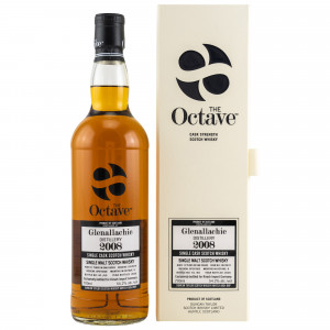 Glenallachie 2008/2020 - 11 Jahre The Octave Single Cask No. 3024979 (Duncan Taylor)