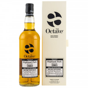 Highland Park 2003/2020 - 16 Jahre The Octave Single Cask No. 5025179 (Duncan Taylor)
