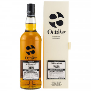 Miltonduff 2009/2020 - 11 Jahre The Octave Single Cask No. 8327219 (Duncan Taylor)