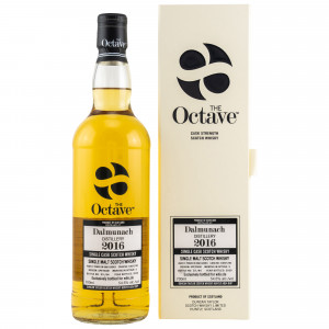 Dalmunach 2016/2020 - 3 Jahre The Octave Single Cask No.10825783 bottled for whic (Duncan Taylor)