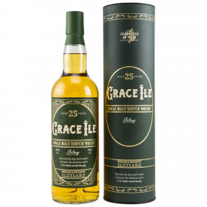 Grace Ile 25 Jahre Islay Single Malt (The Character of Islay Whisky Company)