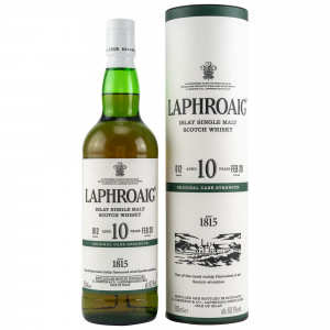 Laphroaig 10 Jahre Original Cask Strength Batch 12