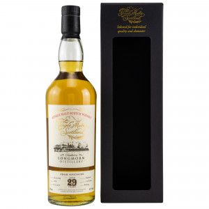 Longmorn 1990/2019 - 29 Jahre Cask No. 12291 (The Single Malts of Scotland)