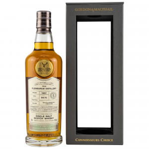 Glenburgie 1997/2020 - 22 Jahre First Fill Sherry Butt No. 8530 (G&M Connoisseurs Choice)