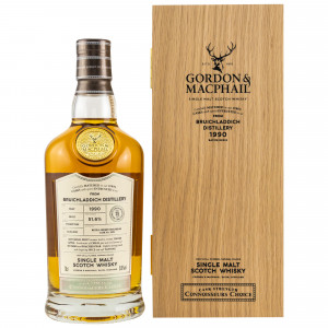 Bruichladdich 1990/2020 29 Jahre Cask Strength (G&M Connoisseurs Choice)