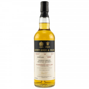 Invergordon 1988/2017 Cask No. 26967 (Berry Bros and Rudd)