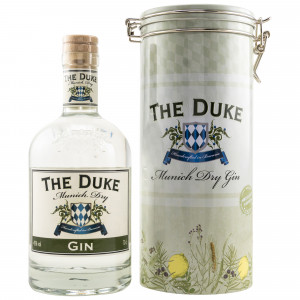 The Duke Dry Gin mit Metall-Tube (Bio)