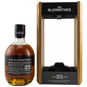Glenrothes 25 Jahre