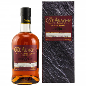 GlenAllachie 2006/2019 13 Jahre Single Cask No. 866 Port Pipe