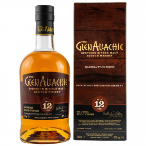 GlenAllachie 12 Jahre Madeira Wood Finish