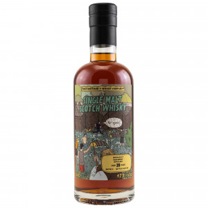Glen Moray 28 Jahre Batch 3 (That Boutique-y Whisky Company)
