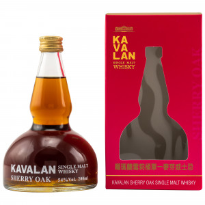 Kavalan Sherry Oak Potstill Form