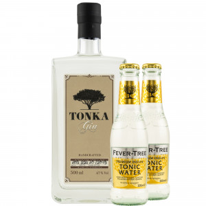 Tonka Gin & gratis Fever-Tree Indian Tonic