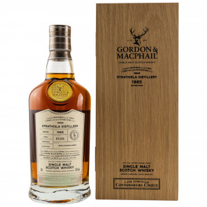 Strathisla 1985/2019 - 34 Jahre Cask Strength (G&M Connoisseurs Choice)