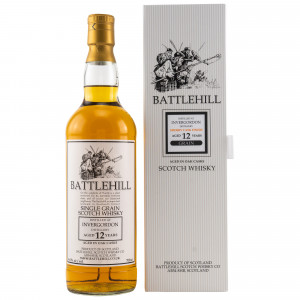 Invergordon 12 Jahre Single Grain Battlehill (Duncan Taylor)