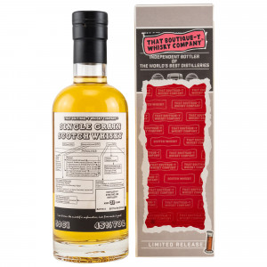 Strathclyde 31 Jahre - Batch 4 (That Boutique-y Whisky Company)