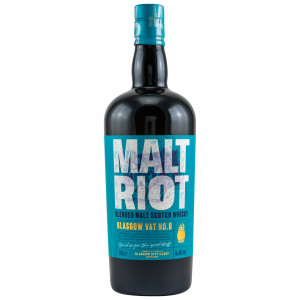 Glasgow Malt Riot Blended Malt Vat No. 6