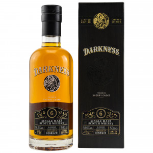 Benriach 6 Jahre Oloroso Sherry Finish (Darkness!)