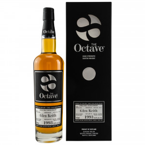 Glen Keith 1993/2020 - 26 Jahre The Octave Premium Cask No. 10224236 (Duncan Taylor)