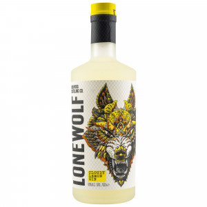 Brewdog LoneWolf Cloudy Lemon Gin