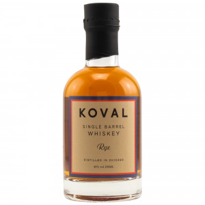 Koval Single Barrel Rye (200 ml)