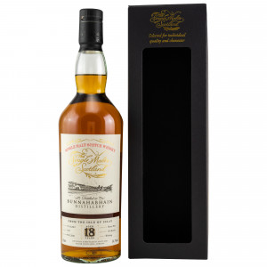 Bunnahabhain 2001/2020 18 Jahre Cask No. 1253 (The Single Malts of Scotland)