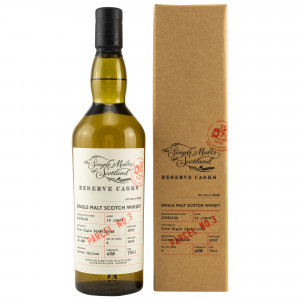 Glen Elgin 2007/2020 - 12 Jahre  Reserve Casks (Single Malts of Scotland)