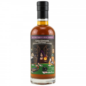 Casa Santana 12 Jahre Columbian Rum Batch 1 (That Boutique-y Rum Company)
