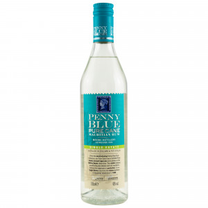 Penny Blue Pure Cane Mauritian Single Estate Rum