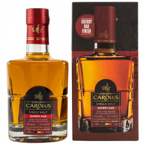 Gouden Carolus Sherry Cask Belgian Single Malt Whisky