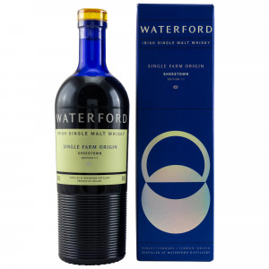 Waterford Single Malt Single Farm Origin - Sheestown 1.1.