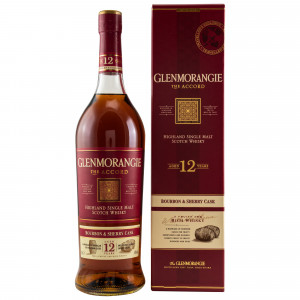 Glenmorangie 12 Jahre The Accord