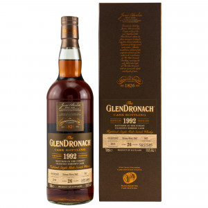 Glendronach 1992/2019 - 26 Jahre Single Oloroso Sherry Butt No. 847