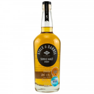 Stalk & Barrel Single Malt Whisky Cask Strength