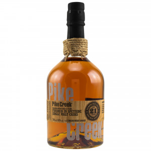 Pike Creek 21 Jahre Whisky Cask Finish