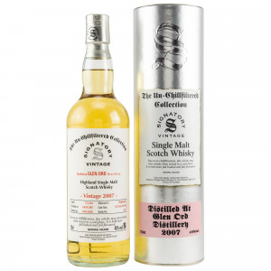 Glen Ord 2007/2020 - 12 Jahre Casks No. 312743+312744 (Signatory Un-Chillfiltered)