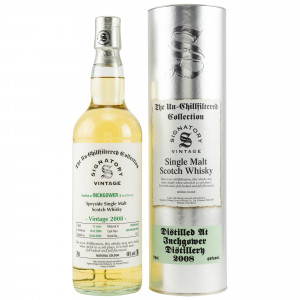 Inchgower 2008/2020 - 12 Jahre Casks No. 801498+801499 (Signatory Un-Chillfiltered)