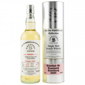 Teaninich 2008/2020 - 12 Jahre Cask No. 702610+702616 (Signatory Un-Chillfiltered)