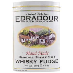 Edradour Single Malt Whisky Fudge Metalldose (250g)