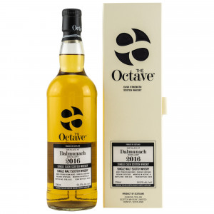 Dalmunach 2016/2020 - 3 Jahre The Octave Single Cask No.10825669 (Duncan Taylor)