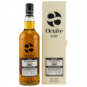 Invergordon 2007/2019 - 12 Jahre The Octave Cask No. 5221794
